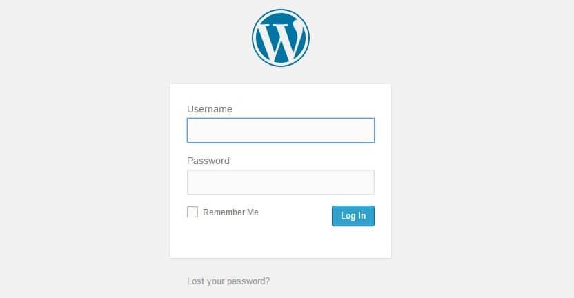 تخصيص لوجو فى صفحة تسجيل الدخول بدون إضافات