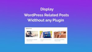 Display related posts regardless of the post type, custom or otherwise